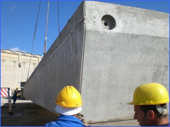 Loading Gigaflote 20x3,5 m